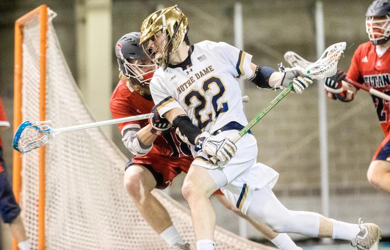 Notre Dame vs Detroit Lacrosse-442