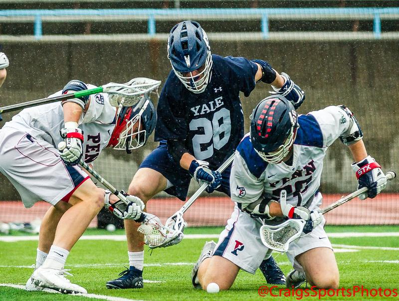 Ivy League Penn vs Yale Lacrosse-639