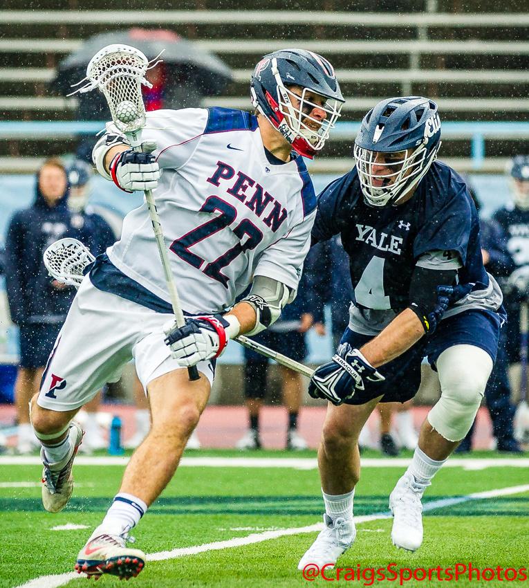 Ivy League Penn vs Yale Lacrosse-638